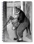 William Howard Taft Spiral Notebook
