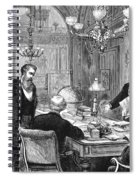 William Worth Belknap Spiral Notebook