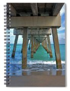 50- Juno Pier Spiral Notebook