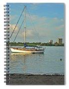 51- Phil Foster Park-singer Island Spiral Notebook