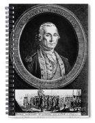 George Washington Spiral Notebook