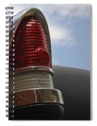 '55 Tail Spiral Notebook