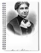 Amelia Bloomer (1818-1894) Spiral Notebook