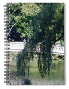Bow Bridge Spiral Notebook