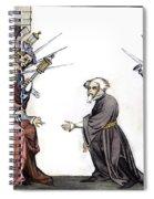 Charlemagne (742-814) Spiral Notebook
