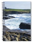 Classiebawn Castle, Mullaghmore, Co Spiral Notebook