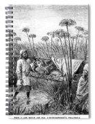 David Livingstone (1813-1873) Spiral Notebook