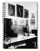Gertrude Stein (1874-1946) Spiral Notebook