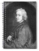 John Dryden (1631-1700) Spiral Notebook