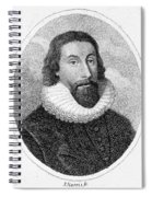 John Winthrop (1588-1649) Spiral Notebook