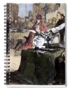 John Wycliffe (1320?-1384) Spiral Notebook