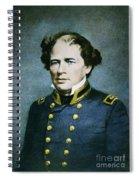 Matthew Fontaine Maury Spiral Notebook