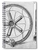 Motorcycle, 1895 Spiral Notebook