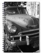 Route 66 Classic Car Spiral Notebook