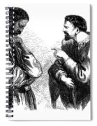 Shakespeare: Othello Spiral Notebook