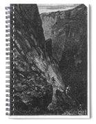 Verne: Journey Spiral Notebook