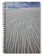 White Sands National Monument, New Spiral Notebook