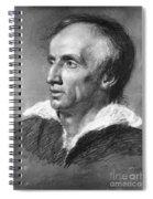 William Wordsworth Spiral Notebook