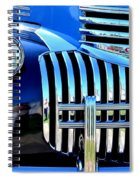 64 Chevy Grill Spiral Notebook