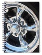 65 Malibu Ss 7829 Spiral Notebook
