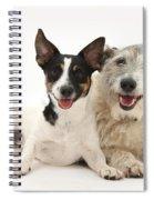 Dogs Spiral Notebook