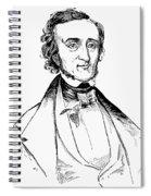 Edgar Allan Poe (1809-1849) Spiral Notebook