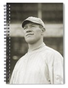 Jim Thorpe (1888-1953) Spiral Notebook