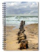 Kampen - Sylt Spiral Notebook
