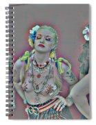 Mermaid Parade 2011 Coney Island Spiral Notebook