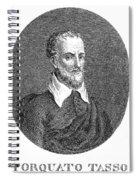 Torquato Tasso (1544-1595) Spiral Notebook