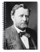 Ulysses S. Grant, 18th American Spiral Notebook