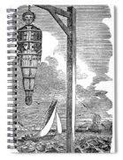 William Kidd (c1645-1701) Spiral Notebook