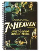 7th Heaven Spiral Notebook