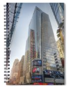 7th Street Nyc  Spiral Notebook