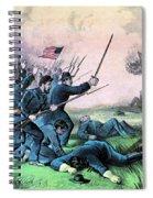 American Civil War, Battle Spiral Notebook