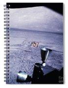 Apollo Mission 17 Spiral Notebook