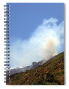 Barnett Fire Spiral Notebook
