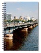 Cairo City Streets Spiral Notebook