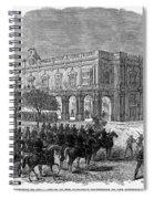 Cuba: Ten Years War Spiral Notebook