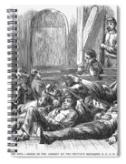 Great Railroad Strike, 1877 Spiral Notebook