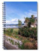 Kenmare Bay, Dunkerron Islands, Co Spiral Notebook