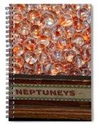 Old Town San Diego Spiral Notebook