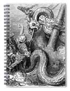 Rabelais: Pantagruel Spiral Notebook