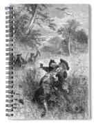 Sieur De La Salle Spiral Notebook