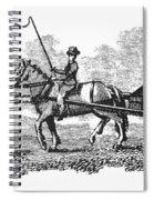 Virginia: Tobacco Culture Spiral Notebook