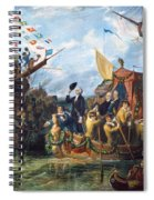 Washington: Inauguration Spiral Notebook