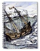 Willem Barents (c1550-1597) Spiral Notebook