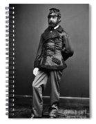 Civil War: Union Soldier Spiral Notebook