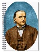 Jean-martin Charcot, French Neurologist Spiral Notebook