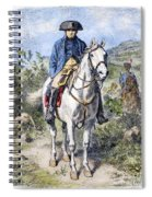 Napoleon I (1769-1821) Spiral Notebook
